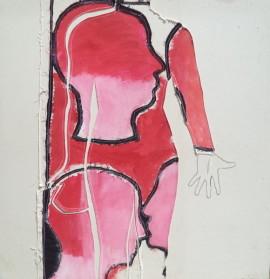 Ana de Matos, ''Exposición vestidos mínimos'', (1999).